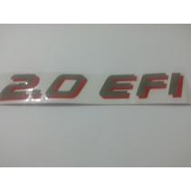 Emblema Adesivo 2.0 Efi Monza Club