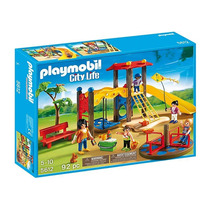 Playmobil - City Life - Parquinho 5612