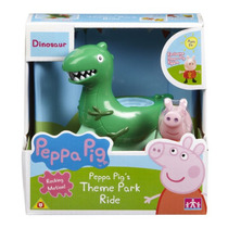 Peppa Pig Veículo Parque Dinossauro - Pronta Entrega.