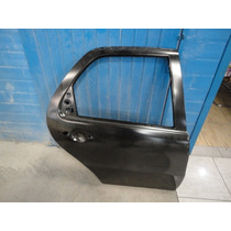Porta Traseira Direita De Fiat Palio Ou Siena 2006 Em Diante