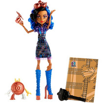 Monster High Aula De Artes Robecca Steam