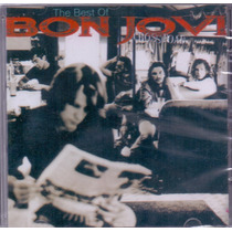 Cd Bon Jovi - Cross Road - Novo***