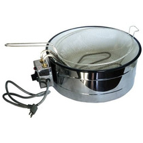 Fritadeira/tacho Eletrico Esmaltado 7 Litros