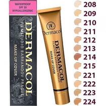 Corretivo Dermacol Base-makeup Importada E Original