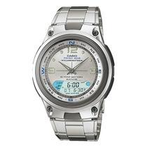 Relógio Casio Aw-82 D 7av Fishing Gear Pesca Fases Lua Alarm