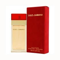 Perfume Dolce & Gabanna Red Trad Vermelho Fem 100ml * Kiss