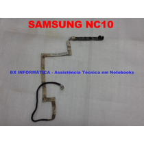 Webcam + Cabo Flat Netbook Samsung Nc10