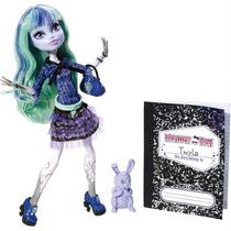 Boneca Monster High Twyla 13 Wishes Desejos Original Mattel