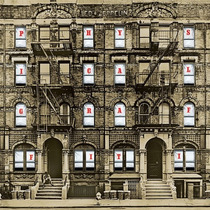 Led Zeppelin-physical Graffiti Cd Import