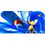 Painel Decorativo Festa Aniversário Sonic [2x1m] (mod3)