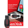 Kit 10 Pen Drive Sandisk 16gb + 10 Pen 8 Gb