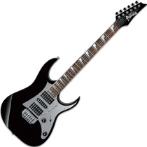 Guitarra Ibanez Grg150dx Bkn Black Night Escudo Escovado