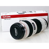 Copo Caneca Termica Lente Canon Ef 70-200mm F/2.8l Usm