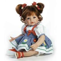 Boneca Adora Doll Daisy Delight Azul E Branca