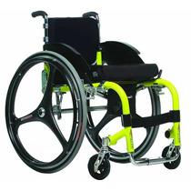 Cadeira De Rodas Dinâmica Elite - Ortomix