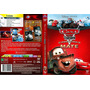 Dvd Disney Cars Toon As Grandes Historias Do Mate
