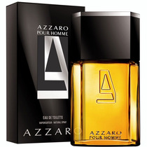 Perfume Azzaro Pour Homme 200 Ml - Original E Lacrado!