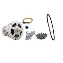 Kit Alternador Fusca Brasilia Kombi 75a Novo Cinap Mod.bosch