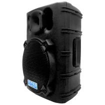 Caixa Acústica Csr 2500a Ativa 100w C/ Player Usb / Sd Card