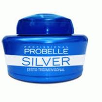 Mascara Matizadora Silver Probelle 250gr