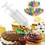 Seringa Para Decoração De Bolo E Cup Cake /importado
