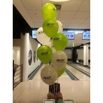 1.000 Balões (bexigas) Personalizadas- Estampada Em 4 Lados