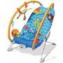 Cadeira De Balanço Gymini Bouncer Fundo Do Mar - Tiny Love