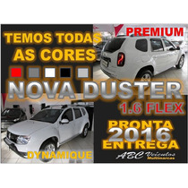 Nova Duster Dynamique 1.6 Manual - 2016 -0 Km Pronta Entrega