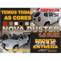 Nova Duster Dynamique 1.6 Manual - 2016 -0 Km Pronta Entrega