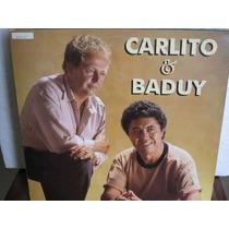 Lp Carlito & Baduy 1994 Exx Estado + Encarte