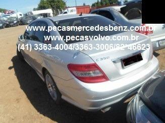 MERCEDES C350 C180 C200 V6 SUCATA PARA PECAS/MOTOR