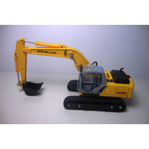 Miniatura Escavadeira New Holland E215