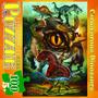 Quebra-cabeças - Dinossauros Carnívoros 100 Pedaço