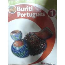 Livro Buriti Português 1 - Marisa Martins Sanchez