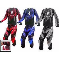 Conjunto Ims Infantil Motocross