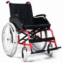 Cadeira De Rodas Super (suporta 200kg) - Ortomix