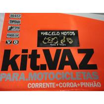 Kit Relação Com Retentor Suzuki Bandit 600 Vaz/kmc