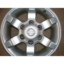 Roda Nissan Frontier Aro 15 Original (sem Pneu)