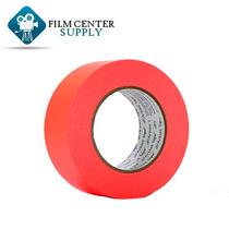 Fita Artistic Tape Pro Gaff Laranja Fluorescente 25mm X 50 M