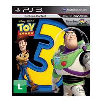 Jogo Toy Story 3: The Video Jogo - Ps3 Disney