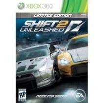 Jogo Need Speed Shift 2 Unleashed Limited Edition Xbox 360