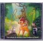 Cd Da Trilha Sonora Do Filme Bambi 2 Novo Lacrado Original