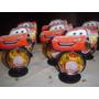 Kit 10 Baleiro Enfeites De Mesa Carros Disney