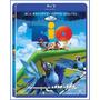 Blu-ray + Dvd Rio - Original Lacrado