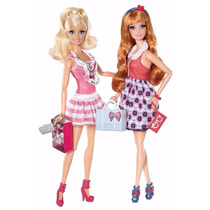 Kit Barbie Life In The Dreamhouse - Barbie E Midge 2 Bonecas