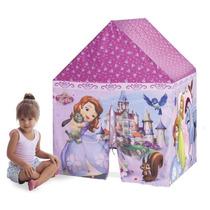 Barraca Das Princesas Princesinha Sofia Castelo Infantil Cab