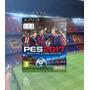 Pes 17 Ps3 Pro Evolution Soccer 2017 Ps3 Código Psn Dublado