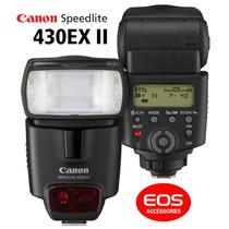 Flash Canon Speedlite 430 Exii Novo Em Sp Merclider Platinum