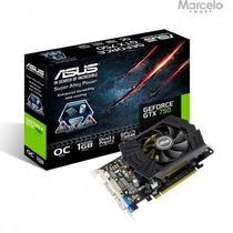 Placa De Video Asus Geforce Gtx 750 Gddr5 1gb 12x Sem Juros