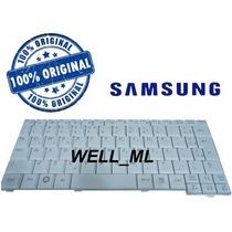 Teclado Samsung Nc10 Nc Np-nc10 Nd10 N110 N130 N140 Branco Ç
